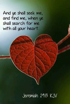 Jeremiah (KJV) - And ye shall seek Me, and find Me, when ye shall search for Me with all your heart. Biblical Quotes, Prayer Quotes, Bible Verses Quotes, Bible Scriptures, Faith Quotes, King James Bible, Favorite Bible Verses, Praise God, Faith In God