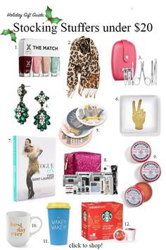 1000 ideas about holiday gift guide on pinterest gift for Christmas gift ideas stocking stuffers
