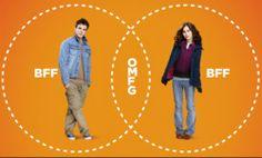 #LoveRosie LILY COLLINS, SAM CLAFLIN AND SUKI WATERHOUSE STAR IN TEASER TRAILER #3 FOR LOVE, ROSIE