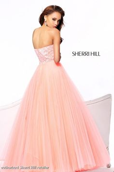 Sherri Hill 21152 Sherri Hill 2013 Prom Dresses - Pageant, Formal Gowns, Bridesmaid and Evening Dresses - PROMUSA.BIZ