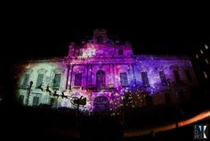 Fête des Lumières Montpellier. Fidiwik