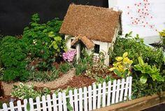 Mini gardens for skillful enthusiasts idea 3