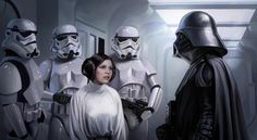 Club Jade • alwaysstarwars: Wonderful art by Magali...
