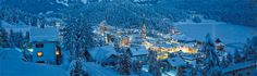 St. Moritz, Winter, Engadin St.Moritz, Graubunden, Switzerland