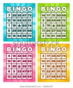 Find Bingo Cards stock images in HD and millions of other royalty-free stock photos, illustrations and vectors in the Shutterstock collection. Thousands of new, high-quality pictures added every day. Bingo Cards To Print, Free Printable Bingo Cards, Bingo Card Template, Free Printables, Illustrations, Card Stock, Royalty Free Stock Photos, Vectors, Templates
