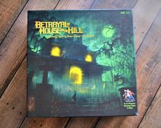Betrayal at House on the Hill – The Creepy Board Game review. A semi-cooperative board game perfect for those that love the survival horror genre.