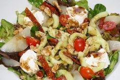 Das perfekte Texel Salat 2009-Rezept mit Bild und einfacher Schritt-für-Schritt-Anleitung: Salate waschen und verlesen und mundgerecht zerkleinern