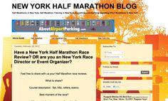 New York Half Marathon Blog http://halfmarathonsnewyork.blogspot.com/