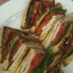 Perfect Club Sandwich