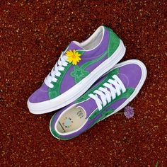 132d9c25bc5b Tyler Ther Creator Releases New Golf Le Fleur x Converse One Star sneakers!
