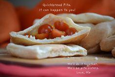 Gluten Free Yeast Free Pita Bread