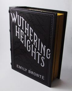 Bookbox Wuthering Heights - Paper St.