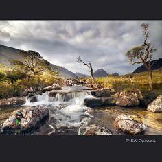 """""""Moody Groody"""", Glen Grudie, Wester Ross, Scotland"""