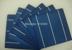 4.0w polycrystalline solar cells 6x6 (100pcs/carton)(Hong Kong)