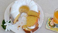 Απλό κέικ λεμονιού με ελαιόλαδο (video) Savoury Cake, Camembert Cheese, Dairy, Eggs, Sweets, Healthy Recipes, Healthy Food, Sugar, Cooking