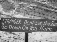 picture prompt: Stranger.