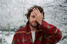 Father John Misty: Only Son of the Ladiesman (on Late Show with David Letterman) | So Much Silence