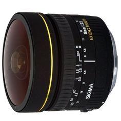 Sigma 8mm f/3.5 EX DG Circular Fisheye Lens for Canon SLR Cameras - http://slrscameras.everythingreviews.net/9230/sigma-8mm-f3-5-ex-dg-circular-fisheye-lens-for-canon-slr-cameras.html