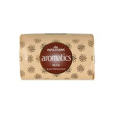 papoutsanis aromatics musk soap125gr