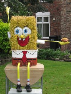 and Wigginton Scarecrow Festival - Haxby And Wigginton Methodist Church, Scarecrow Festival, Halloween Scarecrow, Fall Halloween, Halloween Crafts, Happy Halloween, Halloween Decorations, Halloween Party, Scarecrow Ideas, Halloween Halloween