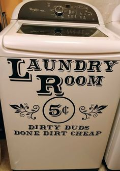 New Funny Signs Dirty Laundry Rooms 27 Ideas Laundry Room Signs, Laundry In Bathroom, Laundry Rooms, Laundry Area, Laundry Logo, Laundry Room Decals, Bathroom Signs, Vinyl Projects, Home Projects