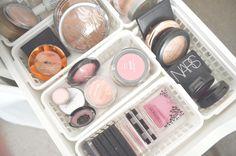 make-up georganiseerd