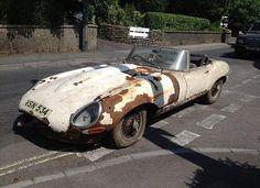 125 тысяч долларов за ржавый Jaguar