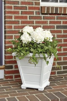 Create lush container gardens in our versatile planters.