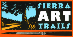 Don't miss Sierra Art Trails open studio tours the first weekend of October.  Over 100 artists participate.  www.sierraarttrails.org
