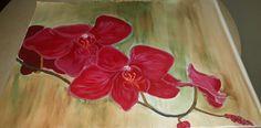 Schilderen van orchideeën