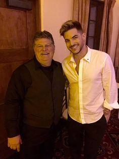 03/19/16 Adam Lambert at his brother's wedding