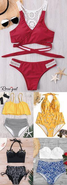 Cheap Plus Size Swimwear Curvy Bikini, Plus Size Bikini, Cut Out Swimsuits, Plus Size Swimsuits, Plus Size Skirts, Plus Size Outfits, Curvy Fashion, Plus Size Fashion, Plus Size Model