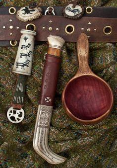 Covenant of the Goddess Sammi tool belt - www.ravenlore.co.uk