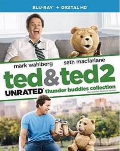 Mark Wahlberg & Mila Kunis - Ted & Ted 2 Thunder Buddies Collection