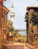 Image result for turk resim sanati hoca ali riza