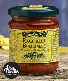 Salsa Boloñesa Gran Cucina #productos #calidad #comida #food #gourmet #healthy #salsas  #sabor #flavour #especias #alimentacion #foodies