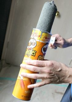 Empty Pringles Cans Open A World Of DIY Possibilities