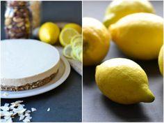 Yoghurt lemon louse cake - A tasty love story