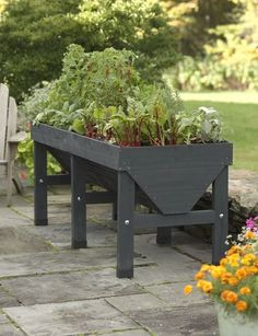 VegTrug™ Patio Garden, Charcoal