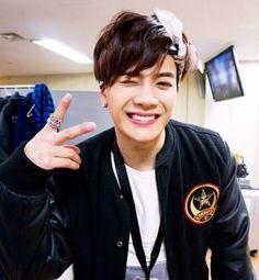 My cutie Jackson Wang #got7