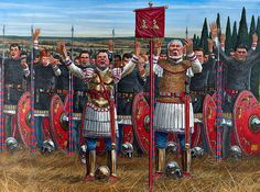 Prayer before the Battle of Campus Ergenus, 30 April AD 313