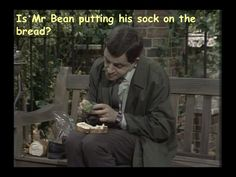 My students always enjoy this activity, because Mr. Bean is hilarious. I allow them to focus on flue...