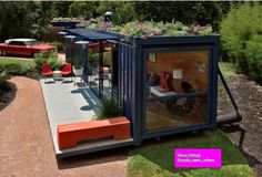 Shipping Containers, quite possibly the affordable house of the future