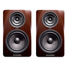 M Audio M3 8 (Pair) Three-Way Active Studio Monitor @ INR 72000. Step up to superior three-way sound with the M3-8 studio monitor from M-Audio. Savor the improved fidelity, enhanced imaging, and super-wide sweet spot of this exceptional three-way studio monitor as you mix your sessions and laydown tracks. M Audio, Speaker Design, Third Way, Monitor, Pairs, Sweet, Candy