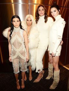 See all the photos from Kanye West's star-studded Yeezy Season 3 debut here!