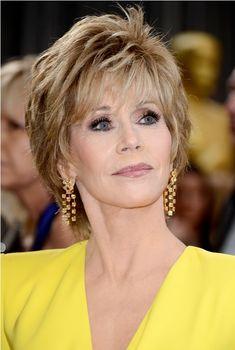Jane Fonda - Oscar 2013 http://juliapetit.com.br/beleza/beleza-no-oscar/