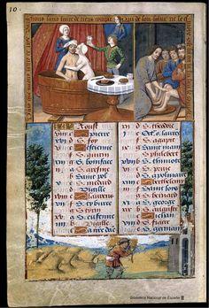 Libro de horas de Carlos V, c. 1501 - 1600, Vitr/24/3, f. 10r, Biblioteca Nacional de España. http://bdh-rd.bne.es/viewer.vm?pid=d-1736792