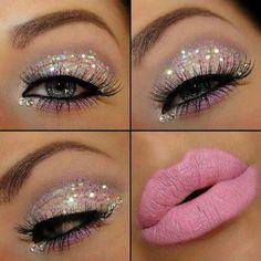Make up da sera Pink