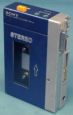 Original Sony Walkman TPS-L2