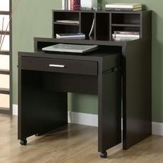 Monarch Specialties Cappuccino Computer Desk I 7020